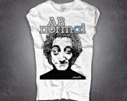 Marty Feldman t-shirt donna stampa AB normal