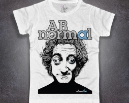 Marty Feldman t-shirt uomo stampa AB normal