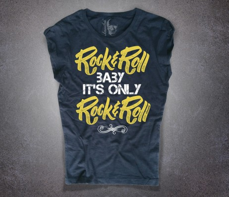 It's only Rock and Roll T-shirt
