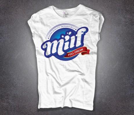 Milf t-shirt donna bianca Mother I'd like ti fuck